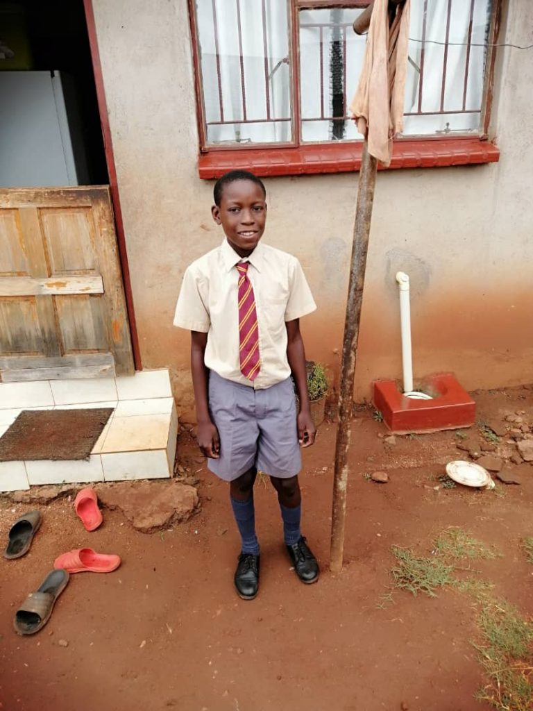 Nyasha Boy 13 Form 1 Dzivarasekwa 1 High School