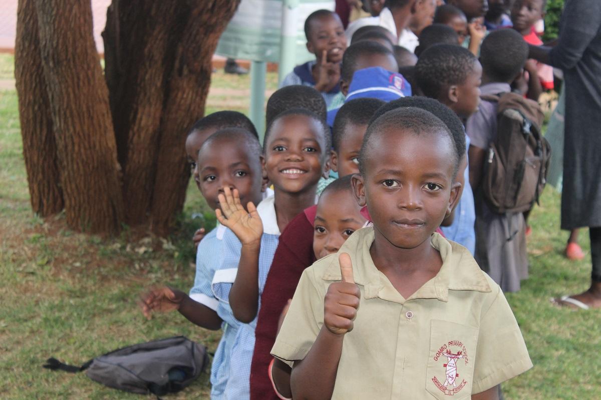 TERVETULOA ZIMBABWEN AIDS-ORVOT RY:N VUOSIKOKOUKSEEN